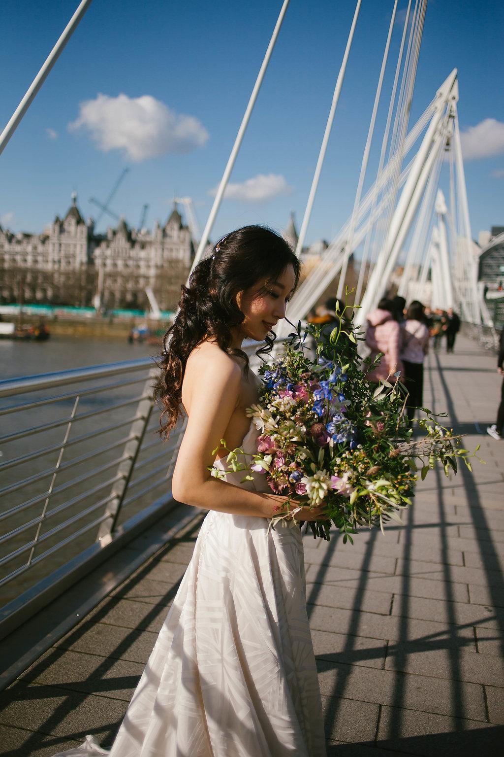 Nina Pang Photography - City Bride - London wedding - City wedding - Chinese wedding 1