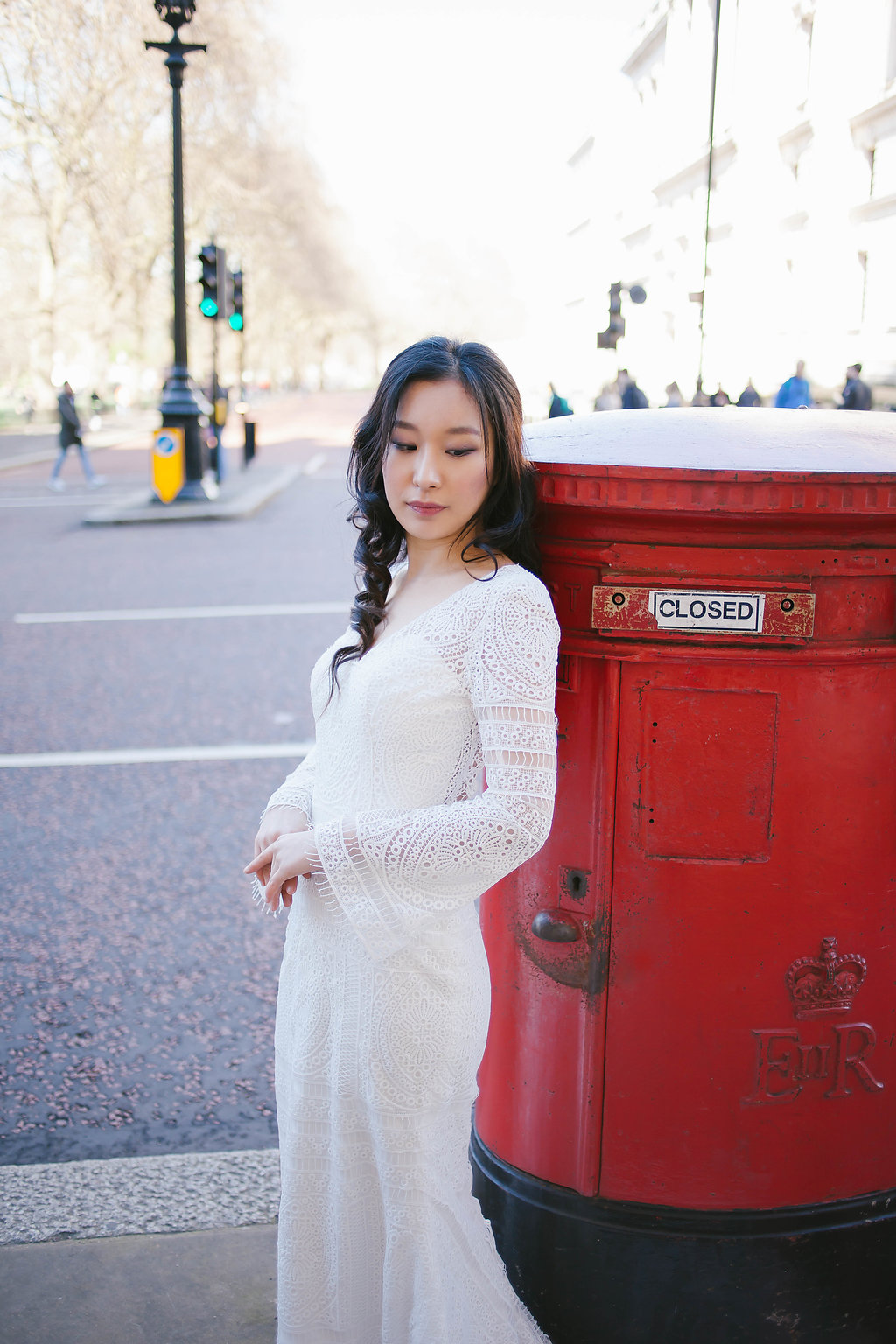 Nina Pang Photography - City Bride - London wedding - City wedding - Chinese wedding 13