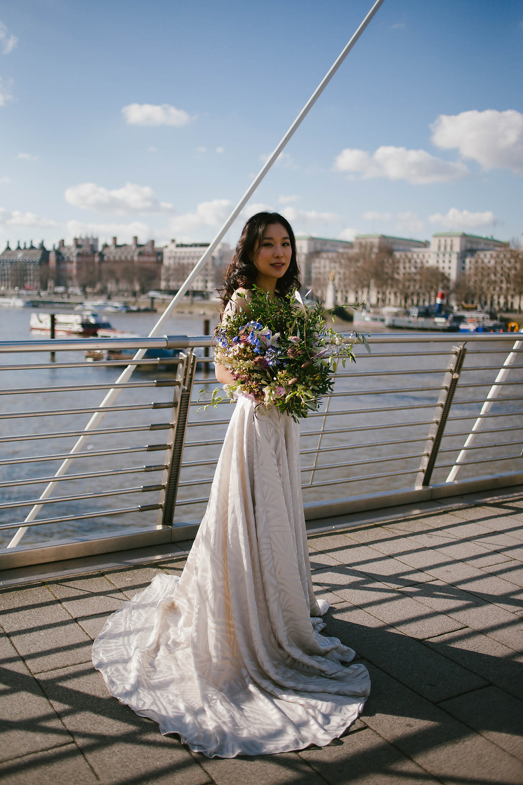 Nina Pang Photography - City Bride - London wedding - City wedding - Chinese wedding 14