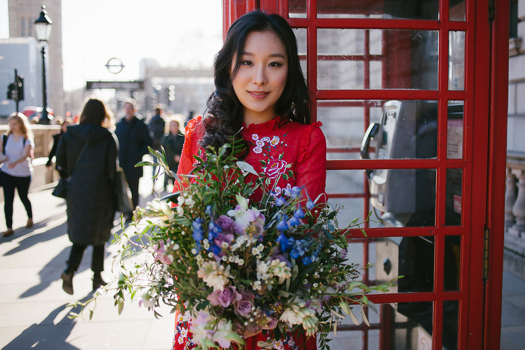 Nina Pang Photography - City Bride - London wedding - City wedding - Chinese wedding 15