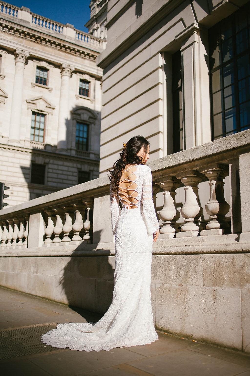 Nina Pang Photography - City Bride - London wedding - City wedding - Chinese wedding 2