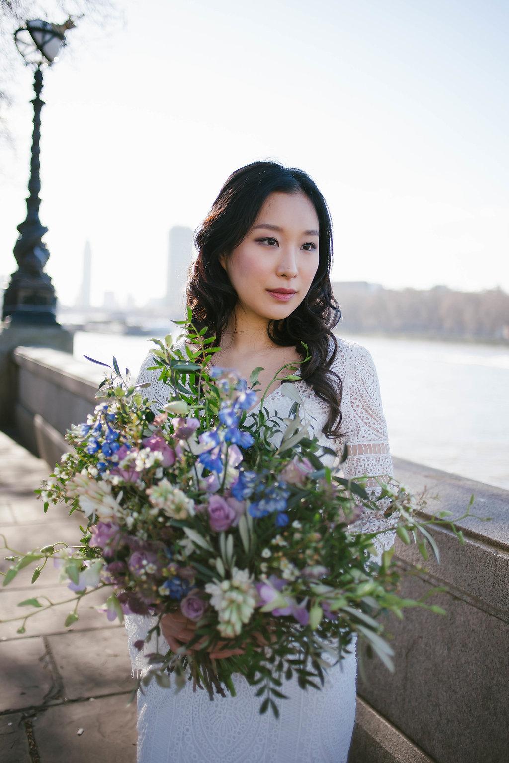 Nina Pang Photography - City Bride - London wedding - City wedding - Chinese wedding 23