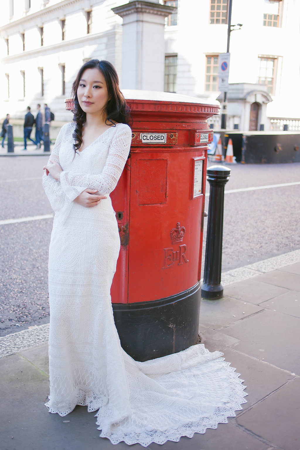 Nina Pang Photography - City Bride - London wedding - City wedding - Chinese wedding 3