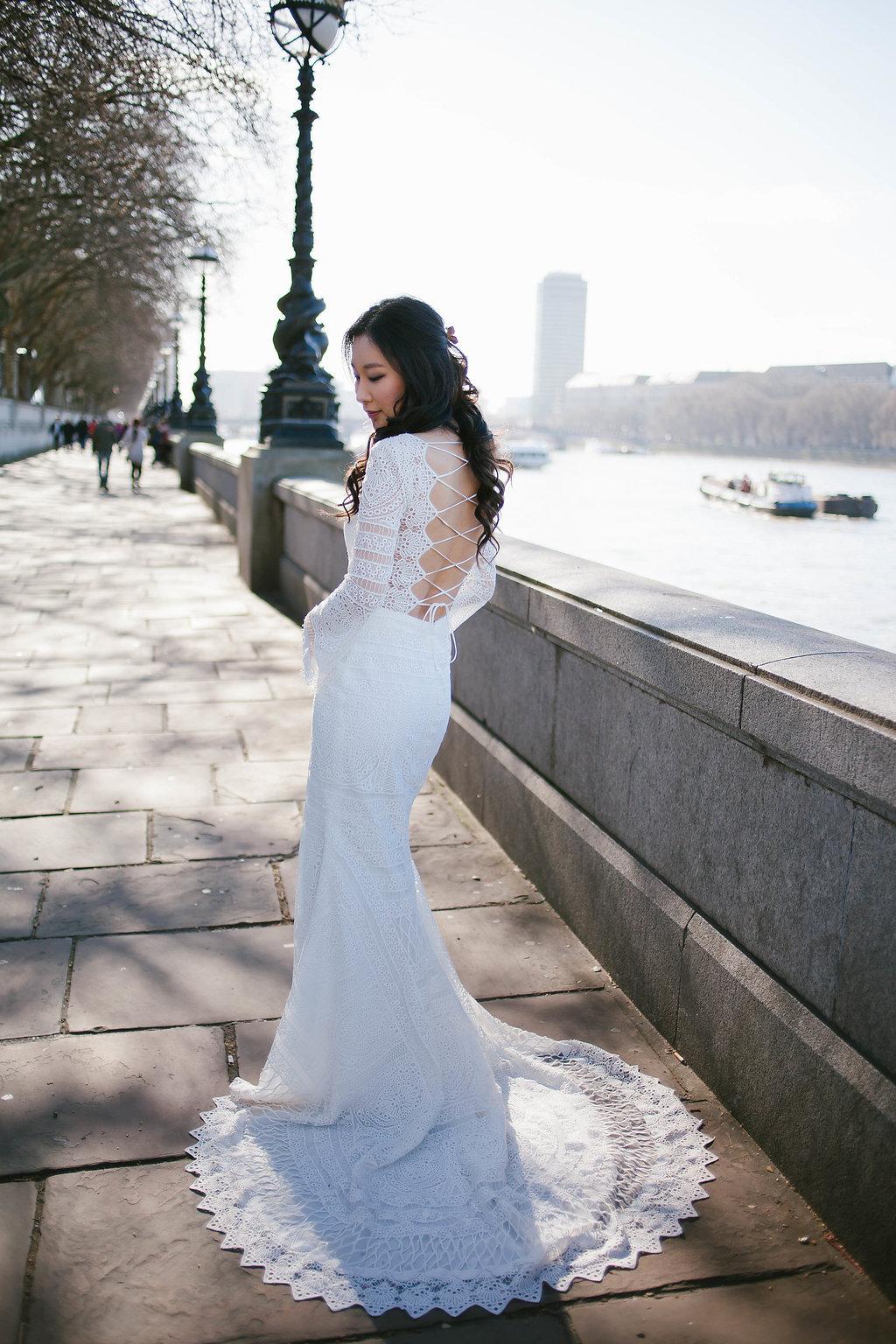 Nina Pang Photography - City Bride - London wedding - City wedding - Chinese wedding 30