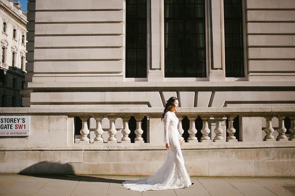 Nina Pang Photography - City Bride - London wedding - City wedding - Chinese wedding 4