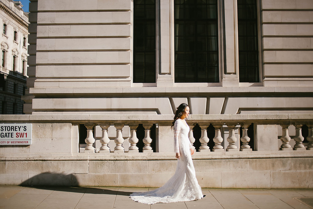 Nina Pang Photography - City Bride - London wedding - City wedding - Chinese wedding 4