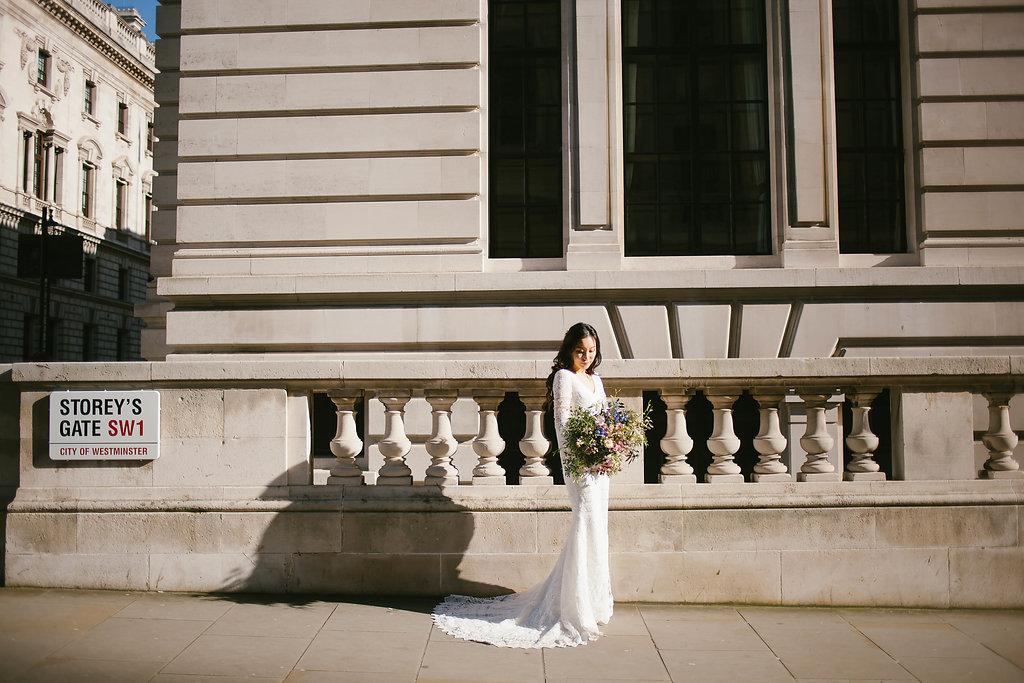Nina Pang Photography - City Bride - London wedding - City wedding - Chinese wedding 7