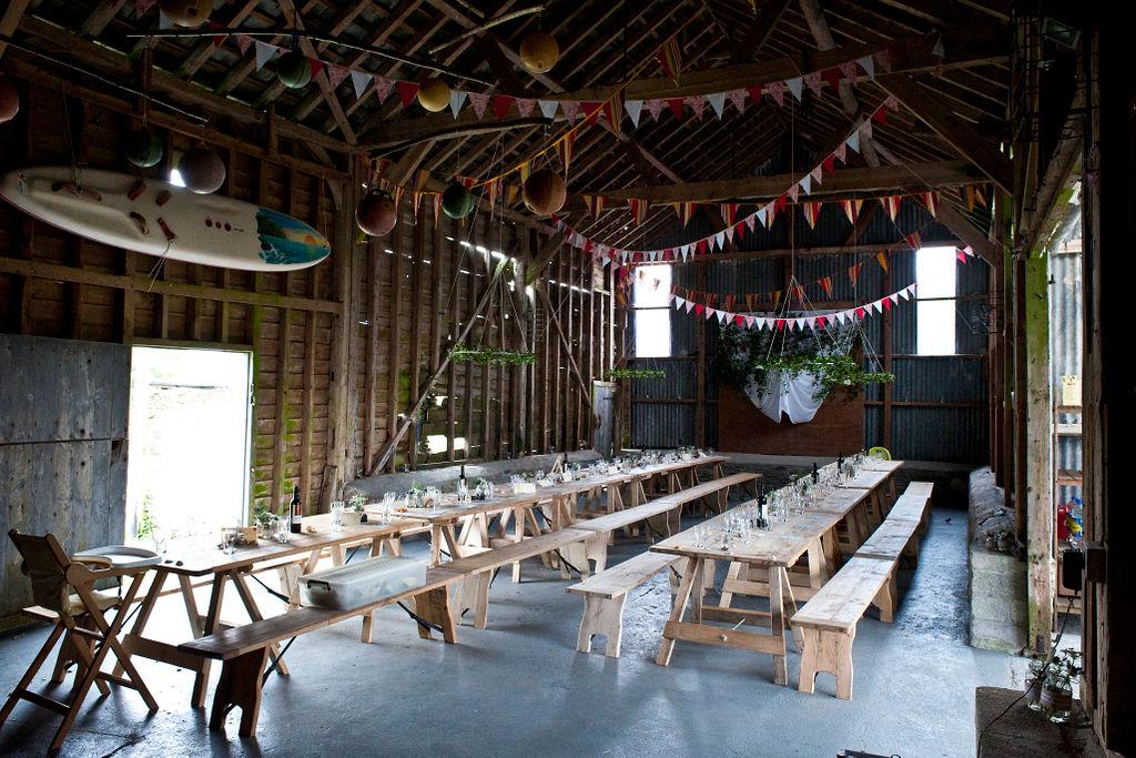 Nathan Walker Photography - Beach Wedding - Cornwall Wedding - Alternative wedding 1