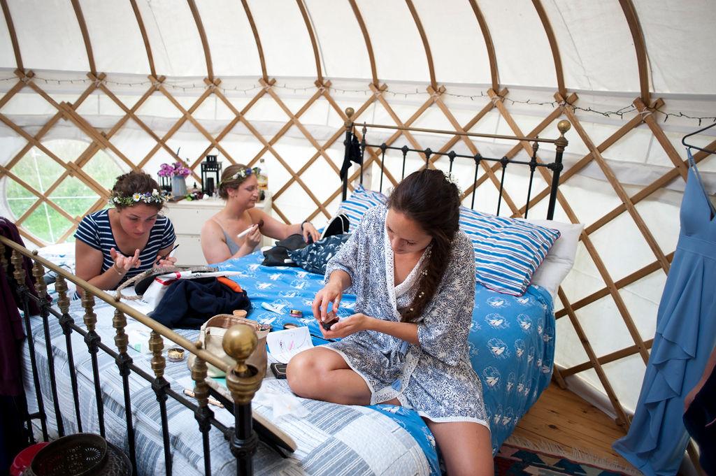 Nathan Walker Photography - Beach Wedding - Cornwall Wedding - Alternative wedding 14