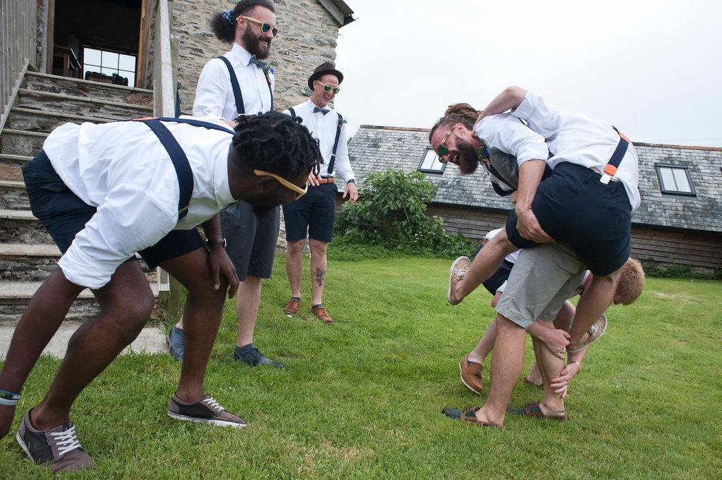 Nathan Walker Photography - Beach Wedding - Cornwall Wedding - Alternative wedding 8