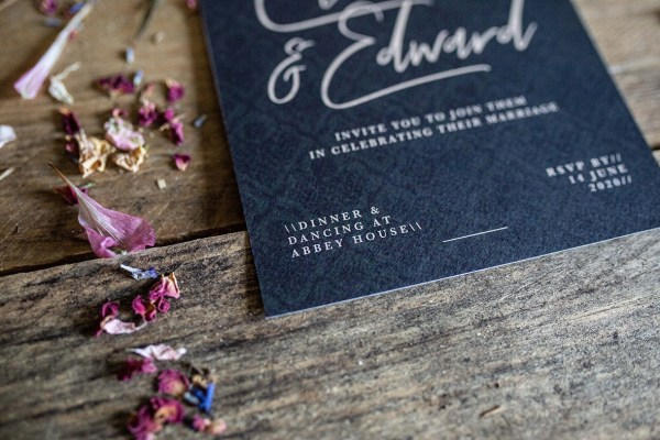 Chloe Ainsley Creative- Jo Greenfield Photography - Unconventional wedding colour of the year 2019