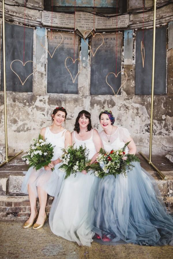 Cristina Rossi Photography - alternative vow renewal - alternative wedding - Kat and Jeremy vow renewal 30