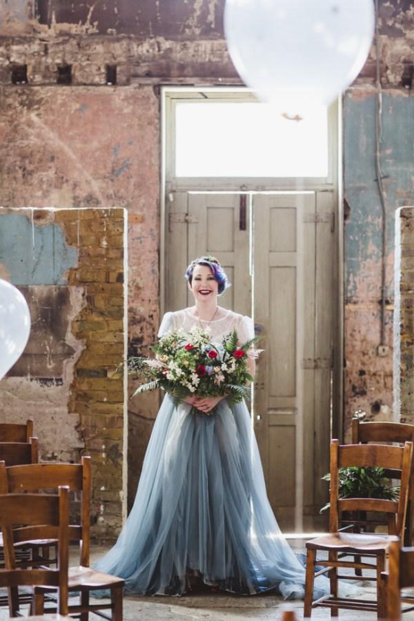 Cristina Rossi Photography - alternative vow renewal - alternative wedding - Kat and Jeremy vow renewal 33