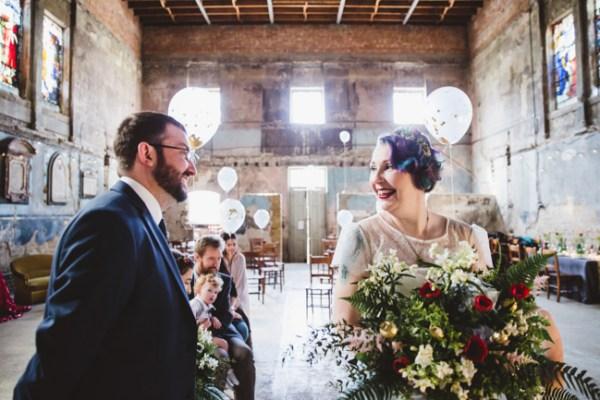 Cristina Rossi Photography - alternative vow renewal - alternative wedding - Kat and Jeremy vow renewal 34