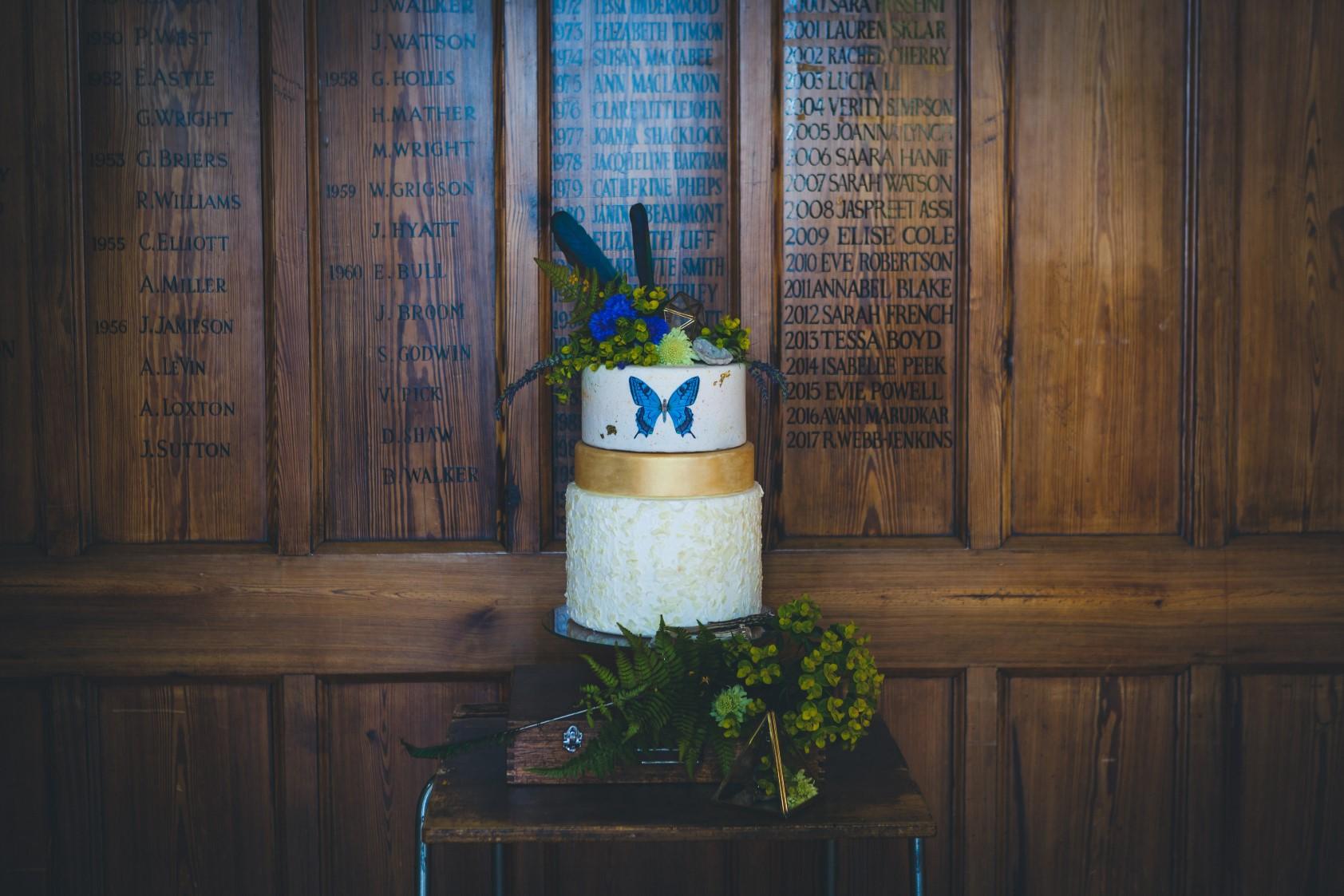 Curious Magpie-Science Geeks Wedding-Cake 2