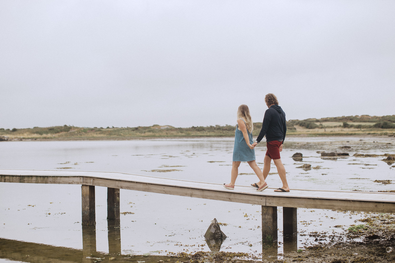 Fox&Bear Photography- Engagement Shoot-Walking
