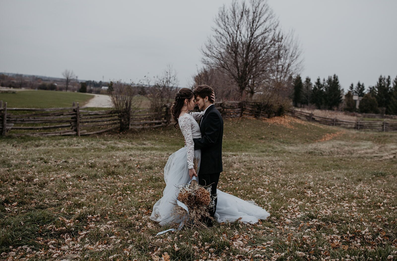 rustic winter wedding- wild honey weddings- paste