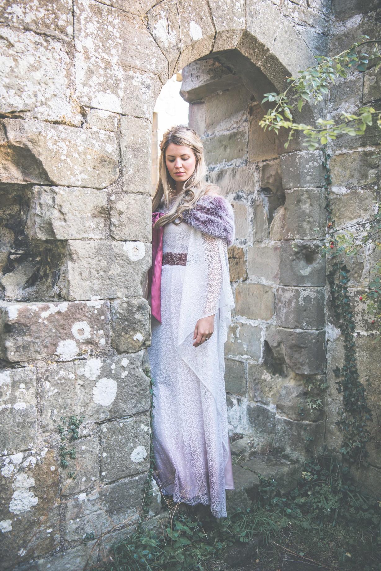 Live your own fairytale wedding - BexBrides - Jervaulx-0497 (2)