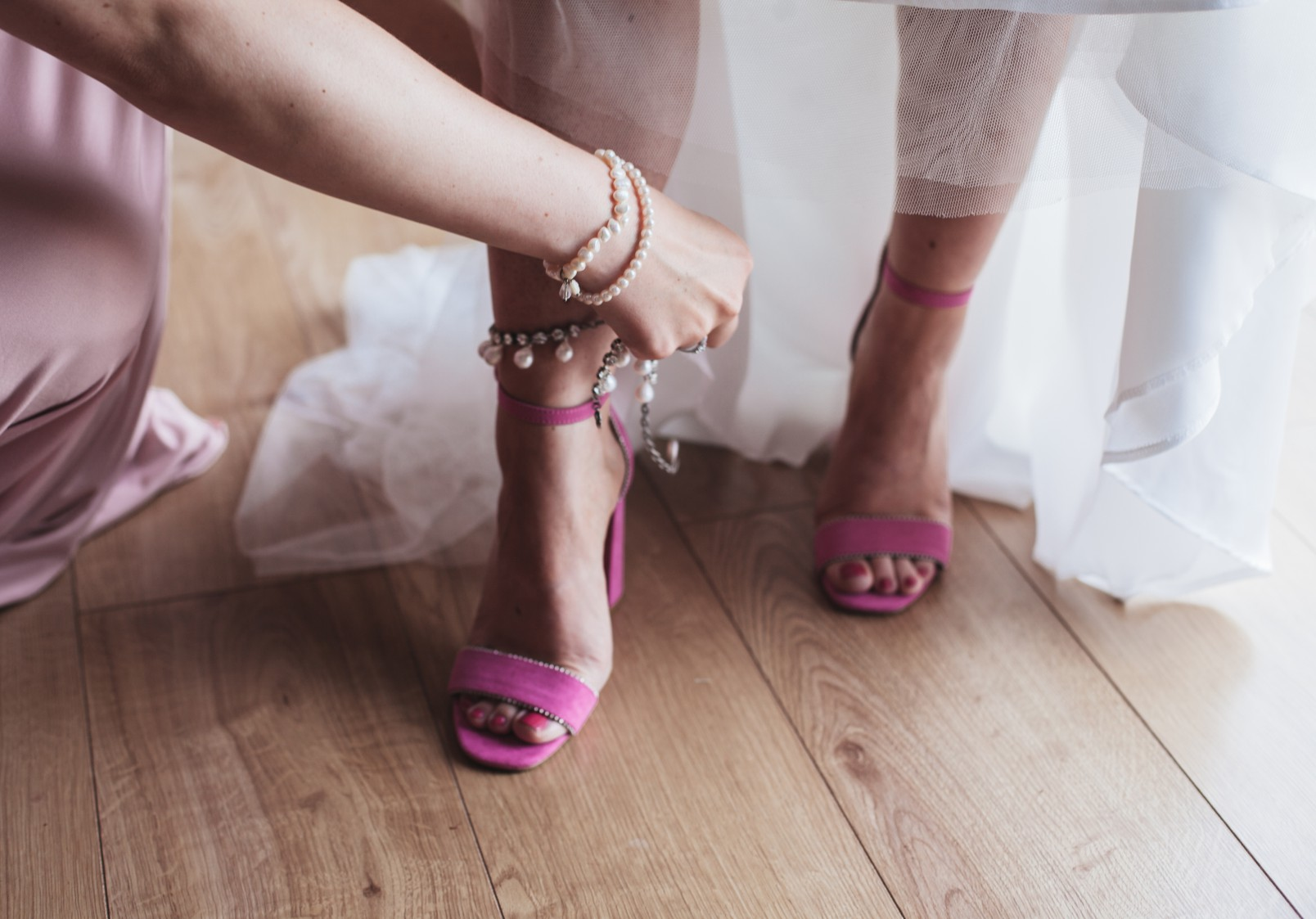 Festival Wedding- Joelle Poulos- Shoes