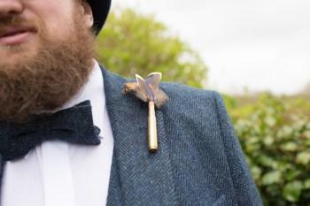 Ragdoll Photography-Tipi Wedding- Feather