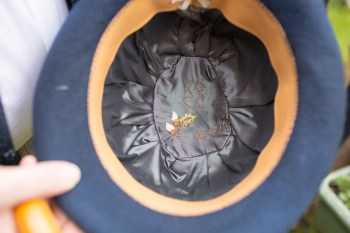 Ragdoll Photography-Tipi Wedding- Hat
