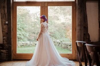 Roshni Photography- Barn Wedding Shoot- Dress