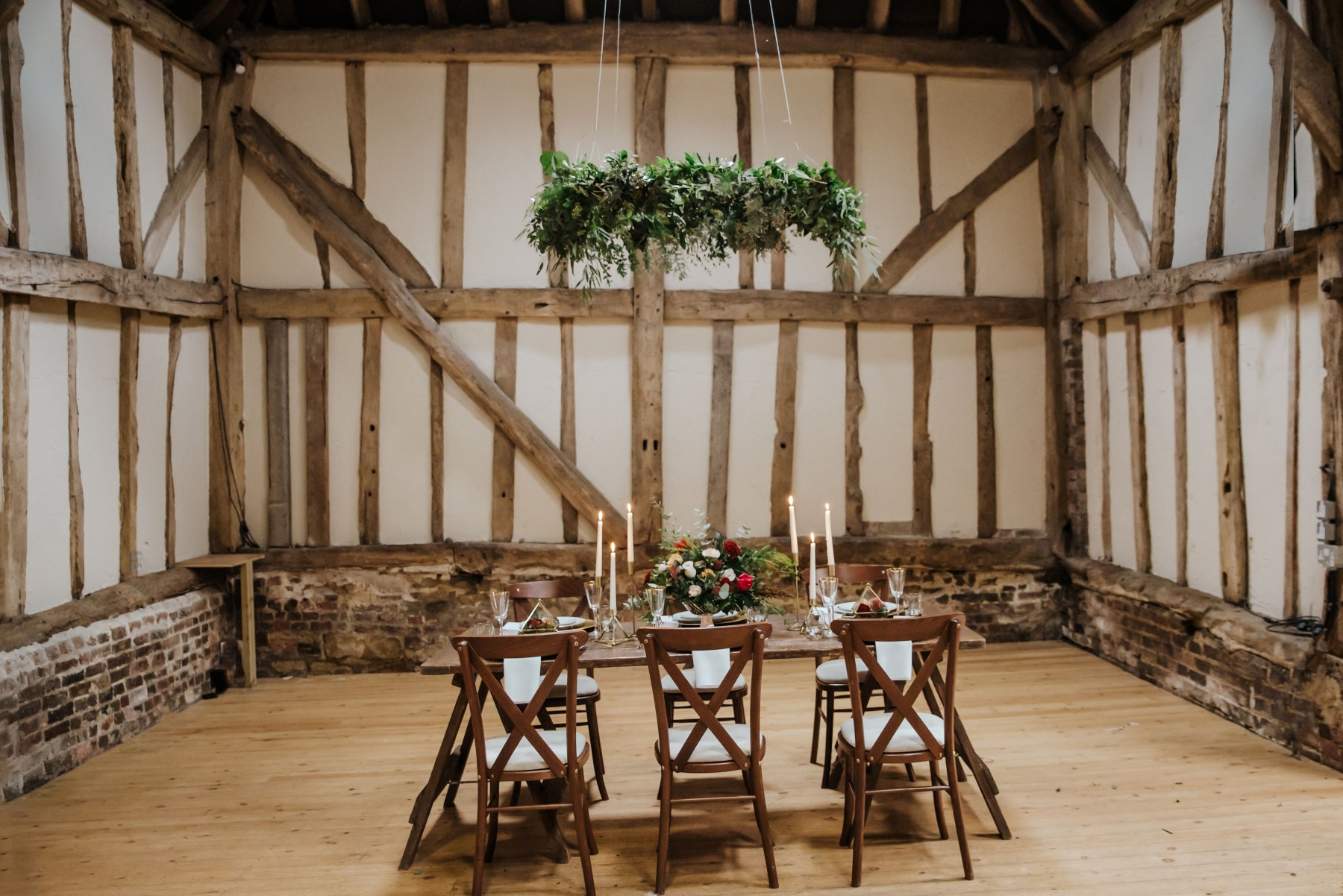 Roshni Photography- Barn Wedding Shoot- Table 4