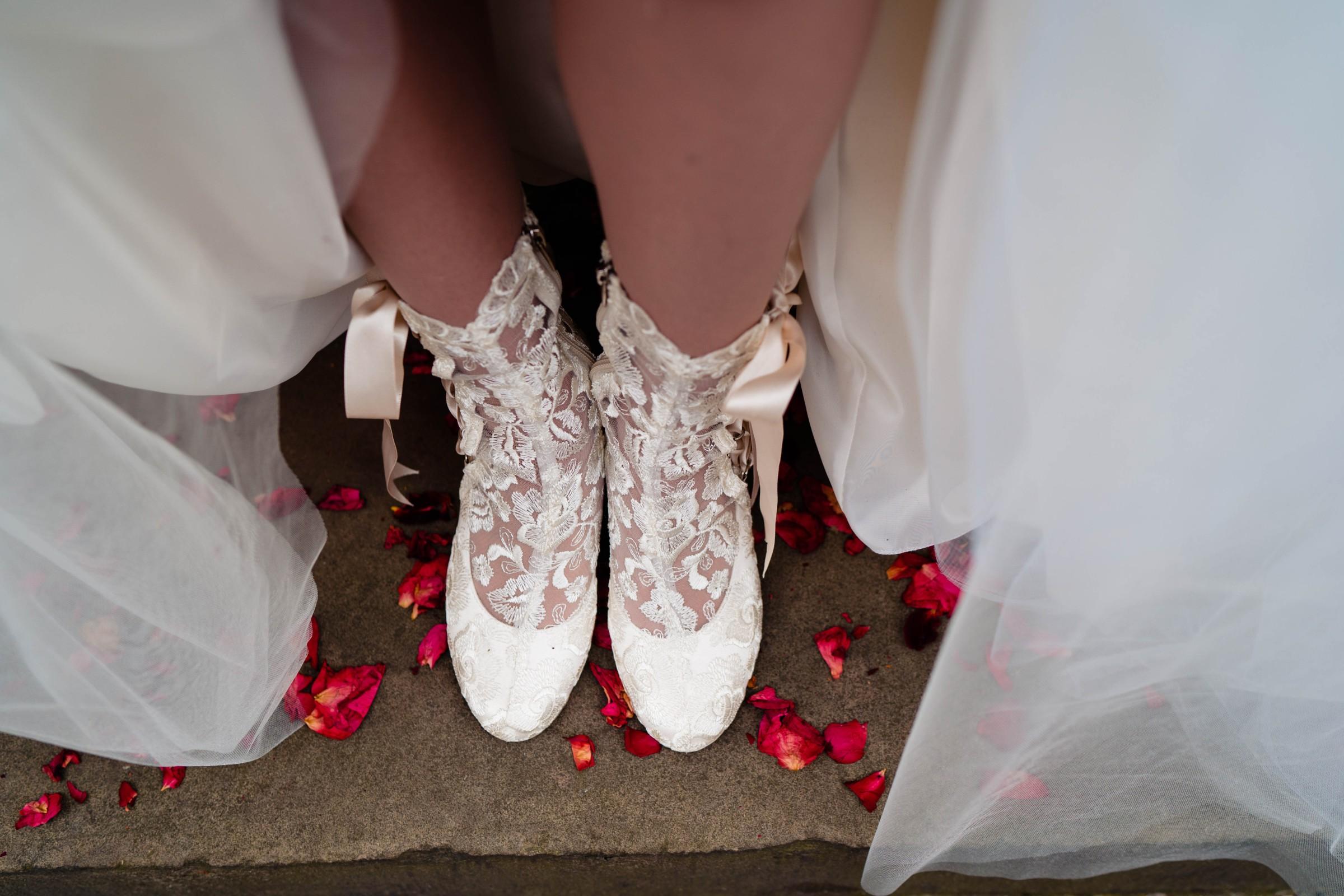 A gothic wedding - national justice museum wedding - alternative wedding - Vicki Clayson Photography (35)