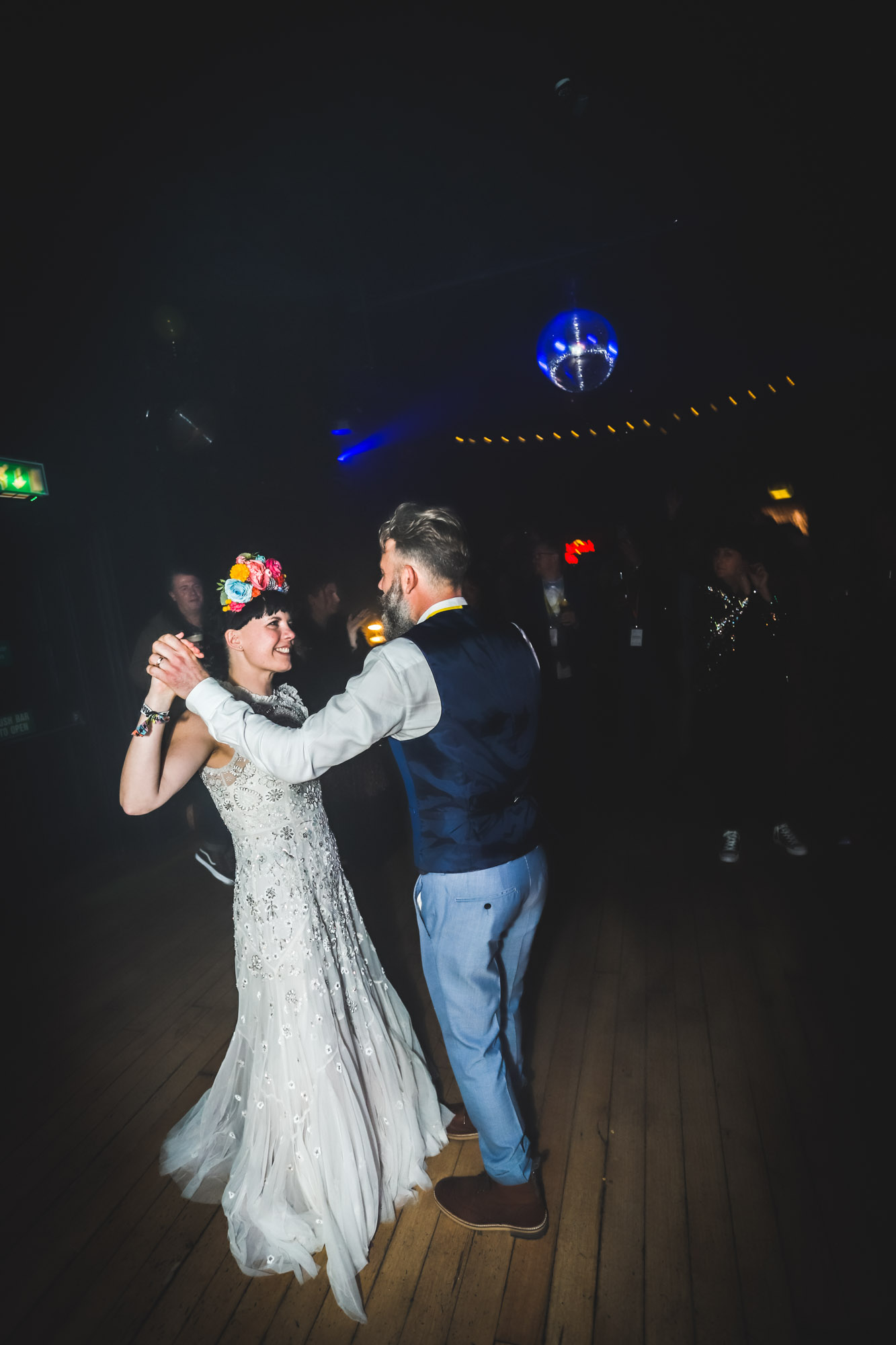 First dance Amy Dowling