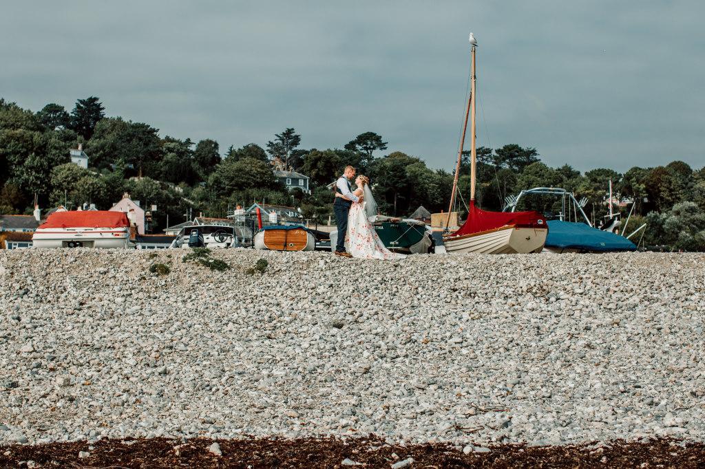 Alpaca Yurt Wedding- Beach