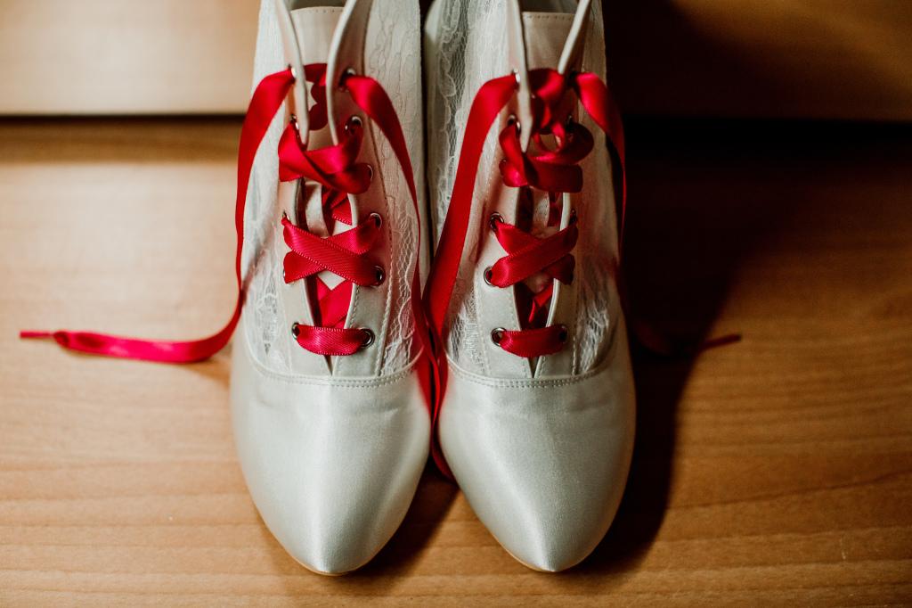 Alpaca Yurt Wedding- Boots