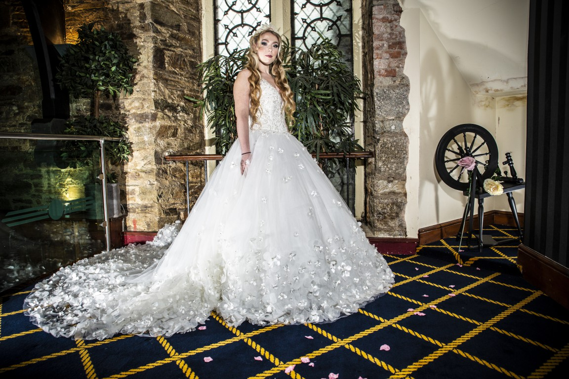 Magpie Weddings-Fairytale Weddings-Full Dress