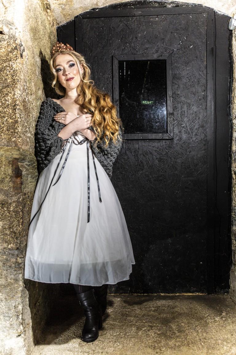 Magpie Weddings-Fairytale Weddings-Short Dress