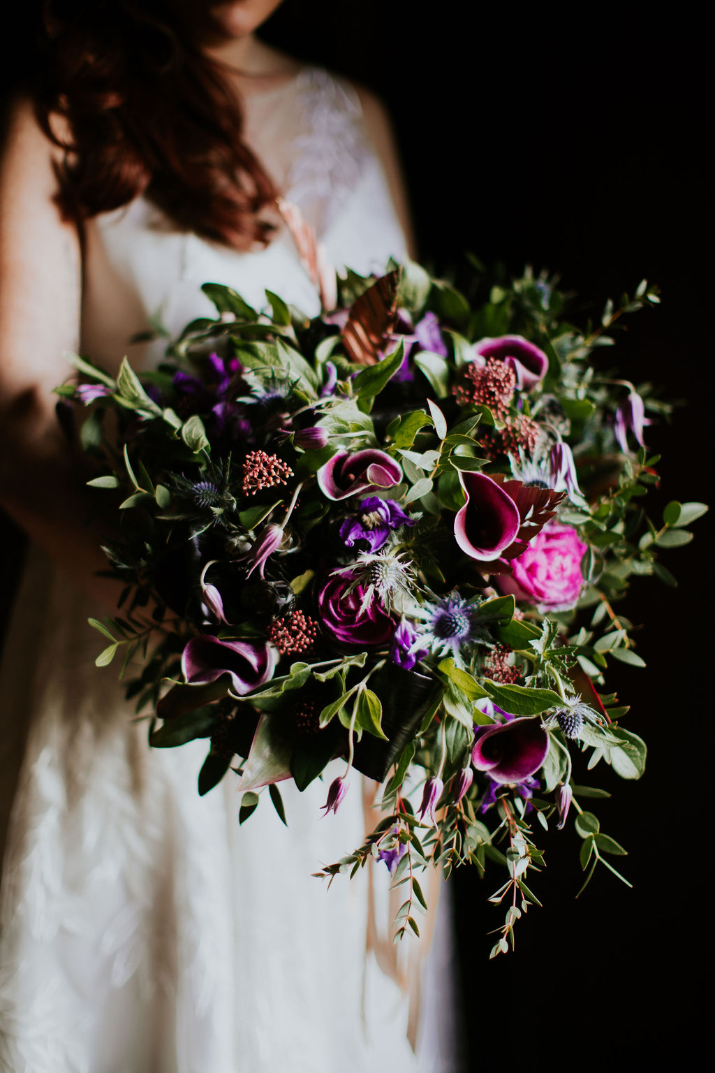 Nurstead Court Wedding- Boquet