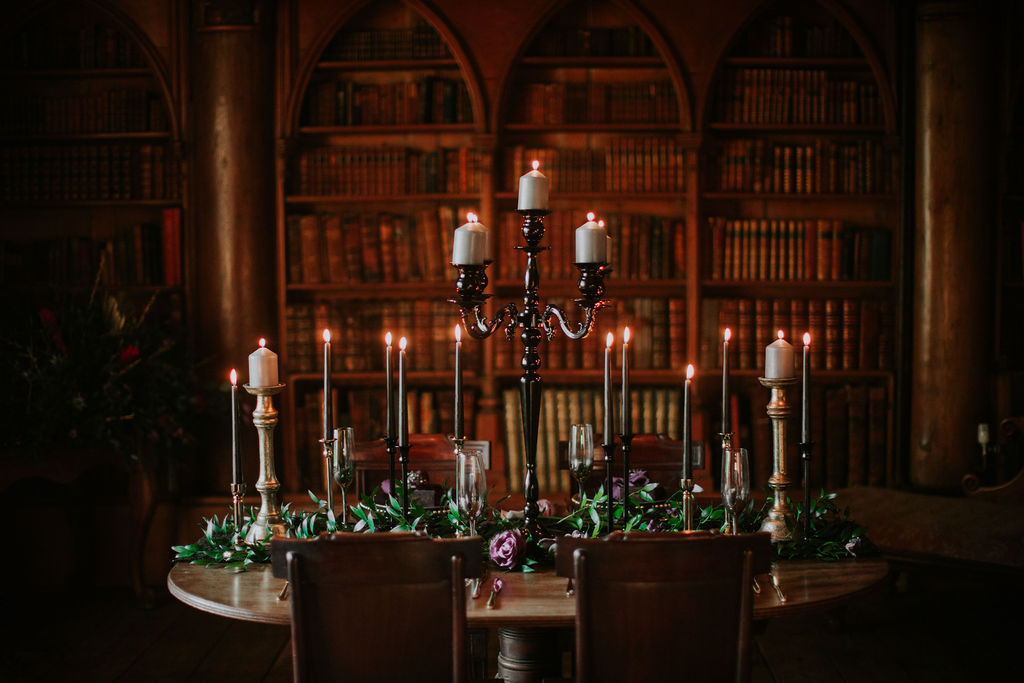 Nurstead Court Wedding- Table