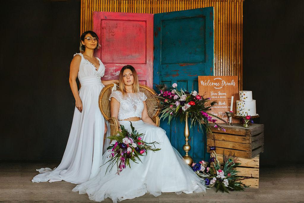 Olive Owl- Wedding Flowers-