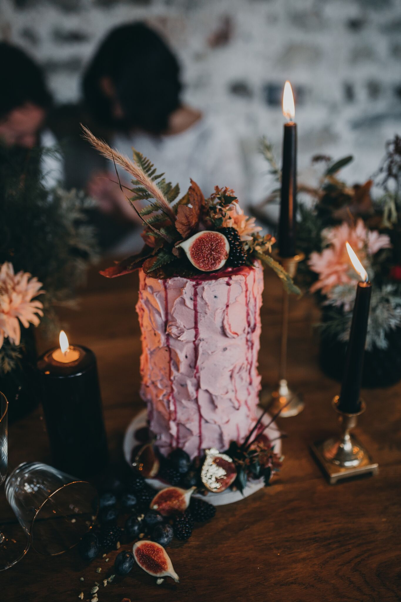 Where the Ribbon Ends - Alternative wedding cake - Creative wedding cake 2