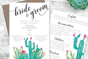 sakura heart- wedding stationery-wedding invitations-alternative wedding- unconventional wedding