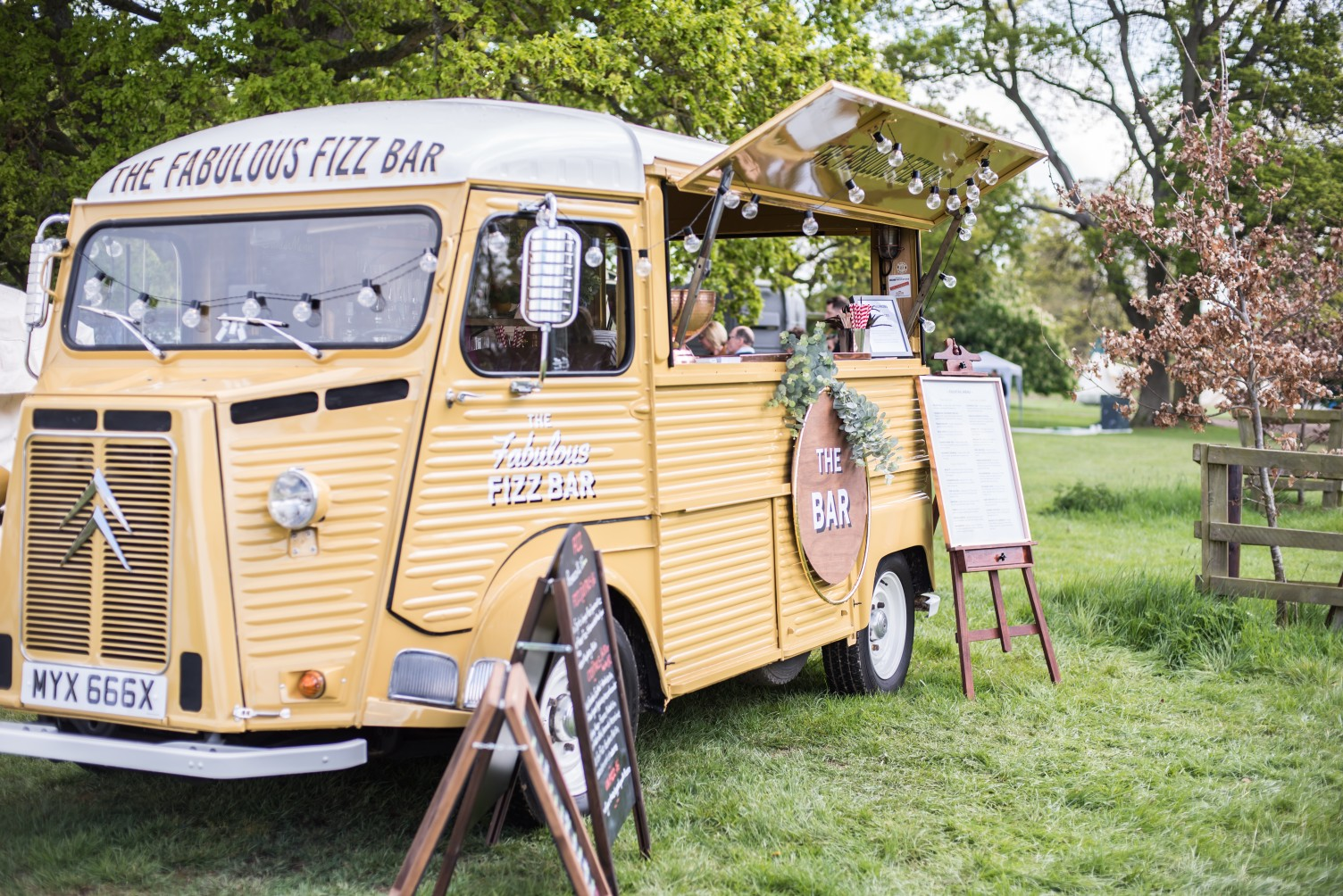 The fabulous fizz bar - how to plan a festival wedding - alternative wedding - matt glover photography - unconventional wedding festival (2)