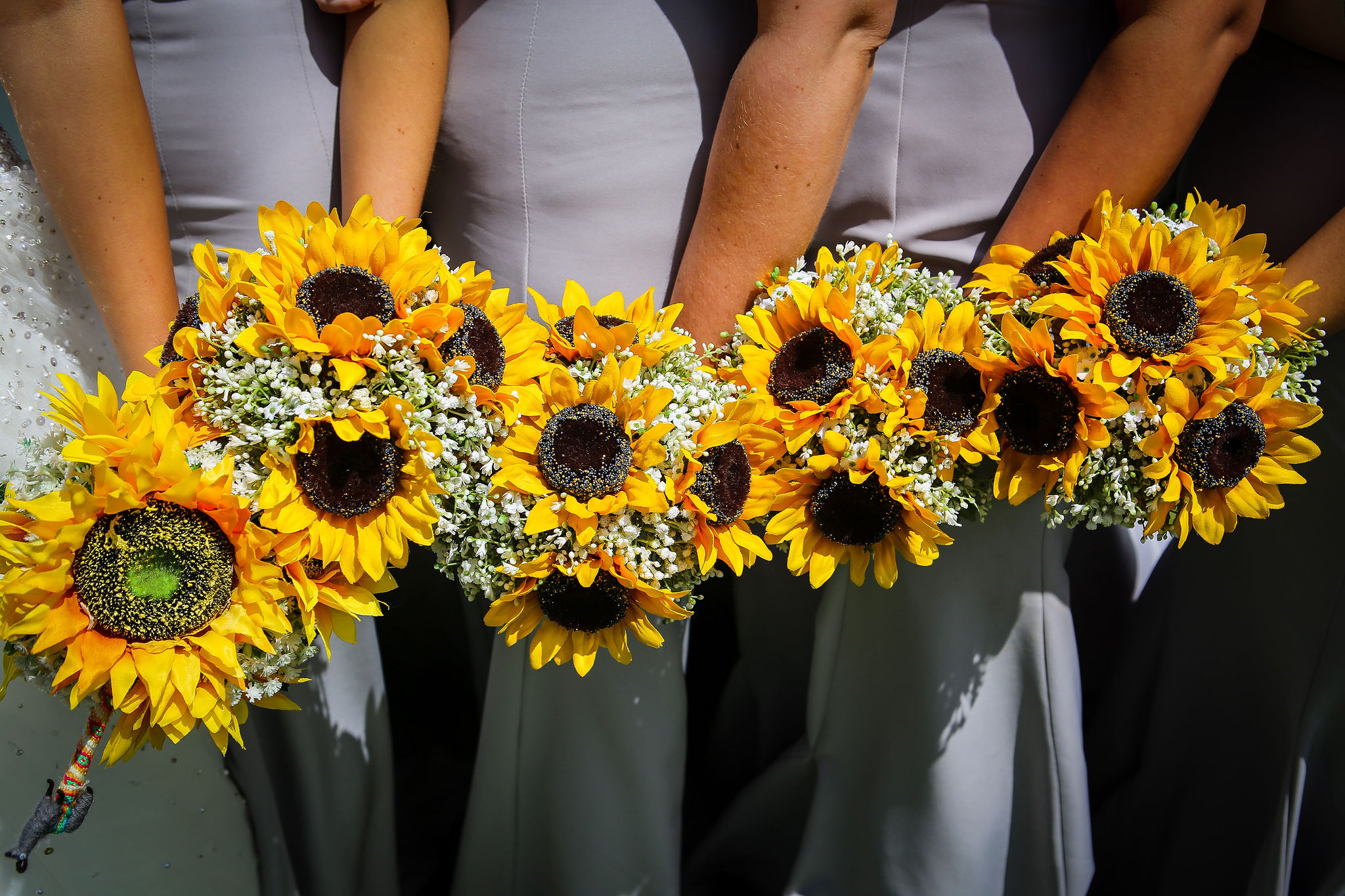 Harriet&Rhys Wedding - Magical sunflower wedding