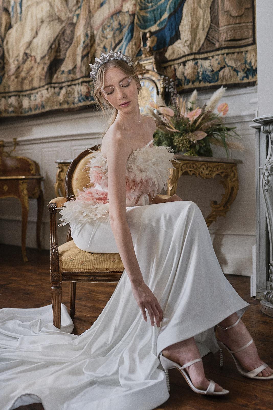 Sephory Photography- Swan Lake Wedding- Ballet Wedding-Unique Bridal Wear- Quirky Wedding Dress- Unique Wedding Dress- Glamorous Wedding- Unconventional Wedding