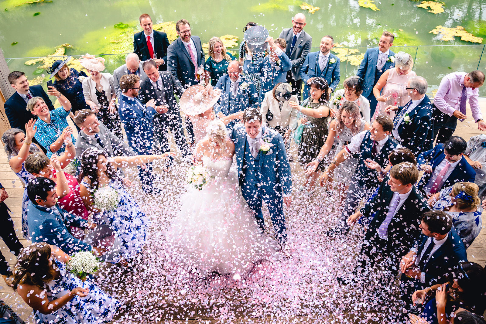 Relaxed wedding, The Dignums Photography, Unconventional Wedding, Alterative Wedding, Chilled out wedding, simple wedding, quirky wedding inspiration, wedding planning, unique wedding- wedding confetti