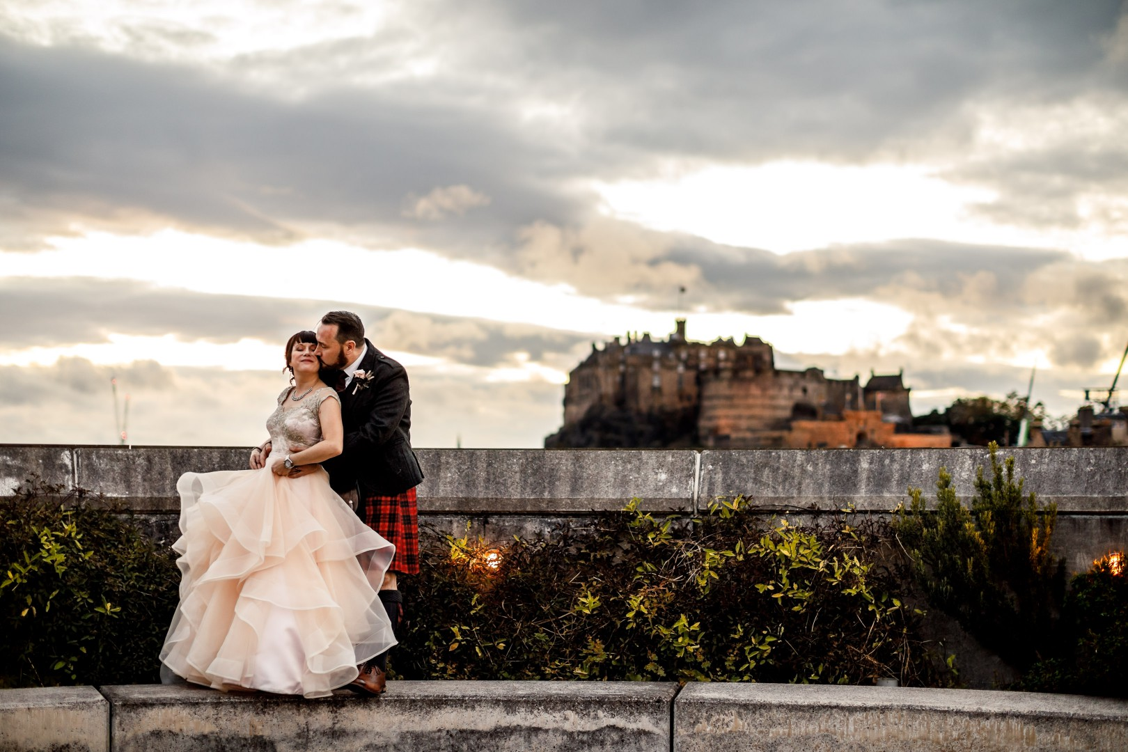 Unique Wedding Venues- Unconventional Wedding- Lina & Tom Photography- castle wedding