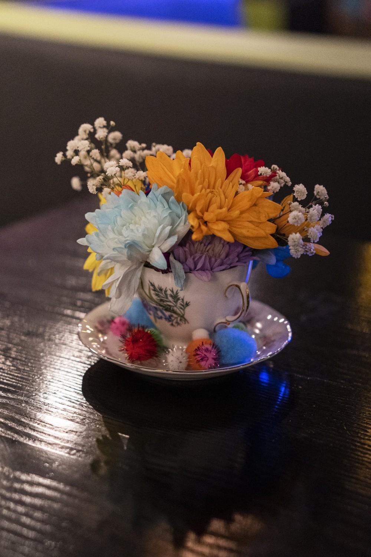 Rainbow DIY Wedding- Stephanie Butt Photography-Colourful Wedding- Unconventional Wedding- Alternative Wedding- Rainbow Wedding, Family Wedding Photos, Unique Wedding Flowers
