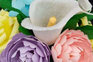 Eternal Posey - Alternative Bouquets 3