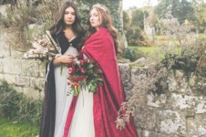 BexBrides-Fantasy Wedding- Capes