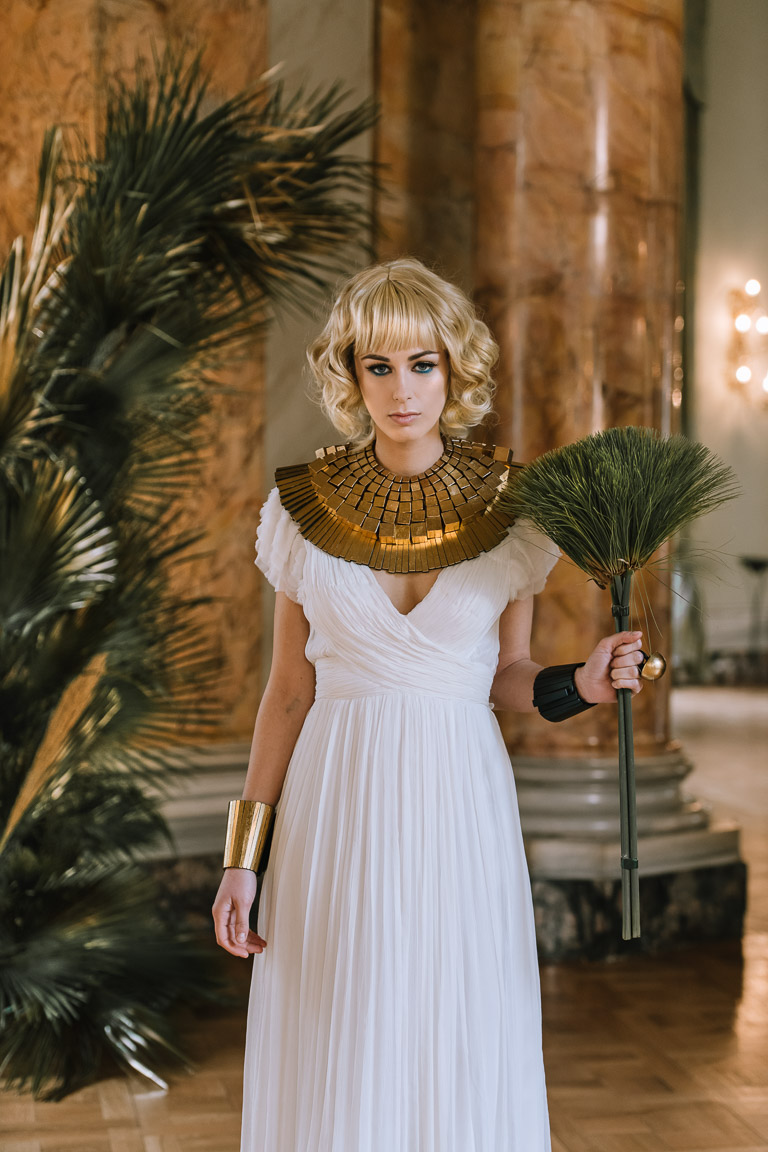 Wedding Inspiration- Marcella Cistola- cleopatra- bridalwear inspiration