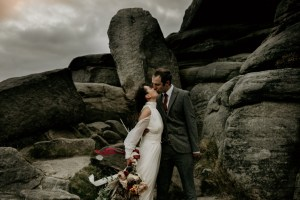 Ryley & Flynn vintage and bespoke bridalwear - alternative wedding dresses - peak district elopement wedding - modern bridalwear (1)