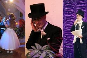 - DJ Sleek- Norwich Wedding Entertainment- Vintage DJ- wedding dance lessons- Swing DJ- Unconventional Wedding