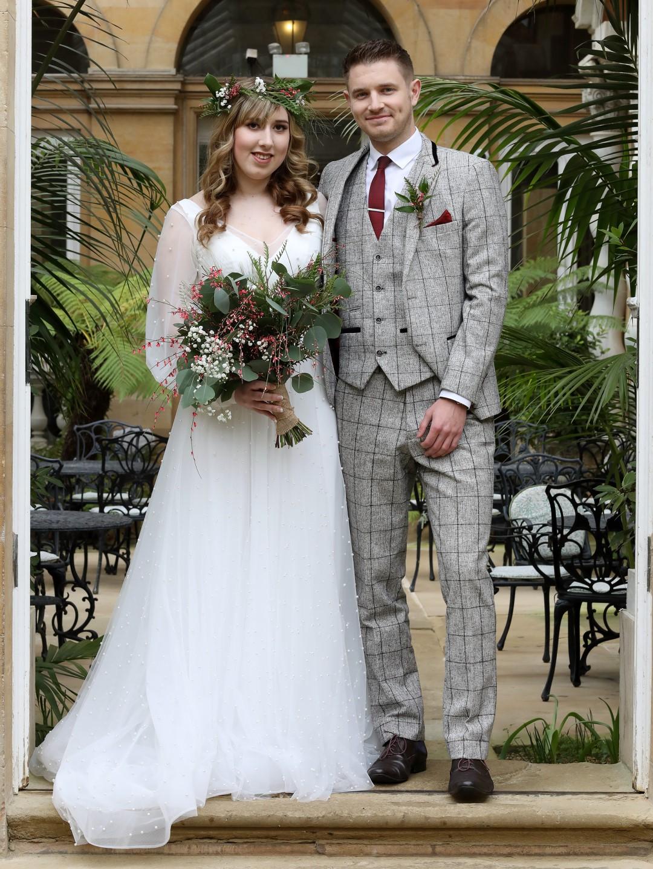 Tropical Boho Wedding- Pink Photographics- Greenhouse Wedding- Harlaxton Wedding- Unconventional Wedding- Unique Wedding Ideas 2
